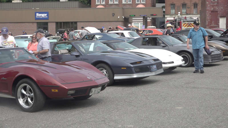 """Carter-Dulac Memorial VFW Post holds """"Hot Rods for Heroes"""" event"""